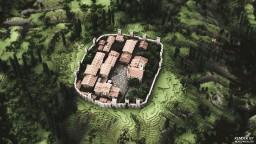[Timelapse] Monteriggioni - Minecraft Timelapse by Varuna | 4K 60FPS Minecraft Project