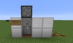 free diamond trap Minecraft Project