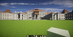 Indian-Rococo style palace Minecraft Map & Project
