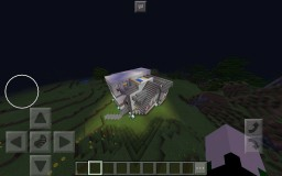 MCPE Townhouse Minecraft Project