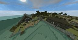 EARTH CLASH ~ TOWNY ~ REAL EARTH MAP Minecraft Server