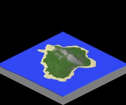 Spawn Survival MAP Minecraft Project