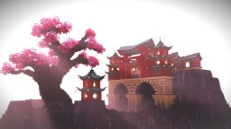 Akemi Swamps - Oriental Plot Minecraft Project