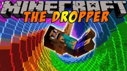 THE DIZZY DROPPER!! [REQUIRES SHADER PACK TO PLAY] Minecraft