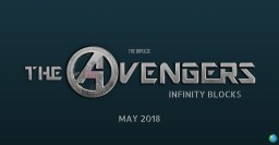 The Avengers: Infinity Blocks | Official Blog Post Minecraft Blog Post