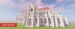 Saint Hygarth's Cathedral Minecraft Map & Project