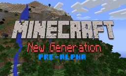 Minecraft: New Generations Minecraft Texture Pack