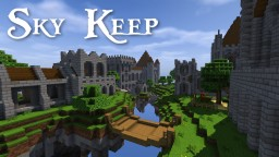 Floating Castles PvP Area Minecraft Map & Project