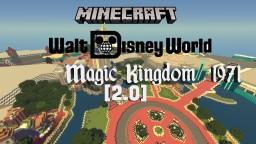 Walt Disney World [1971] Minecraft Map & Project