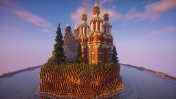 A Resting Place Minecraft Project
