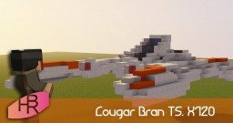 Cougar Bran TS. X720 Minecraft Map & Project