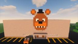 Freddy Fazbears Pizza World Minecraft Map & Project