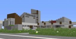 "Soviet House of Culture ""Zodchiy"" Minecraft Project"