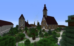 Gumptown Minecraft Map & Project