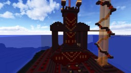 Netherish Ocean Monument Minecraft Project
