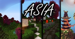 Rangercraft ASIA ⛩🐉🐲 | | 1.12 | Better Skies | Random Mobs Minecraft Texture Pack