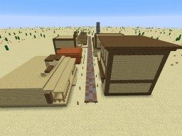 My Western Town Minecraft Project