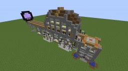 Unfinished Hub Minecraft Project