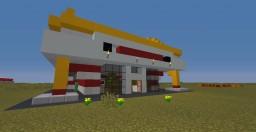 Mcdonalds (Old Fashion) Minecraft Map & Project
