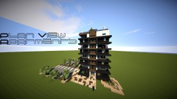 Plan View Apartments | 1.12.1 Minecraft Project