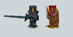 Warcraft III Texture Pack Minecraft