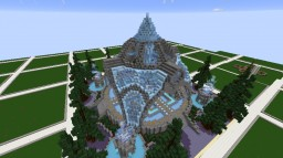 Creative Spawn & New Survival Games Map Minecraft