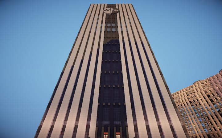 Candor Building Exterior