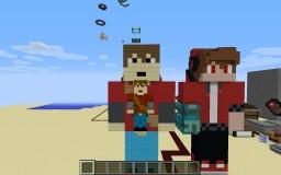 I built myself in Minecraft! Minecraft Project