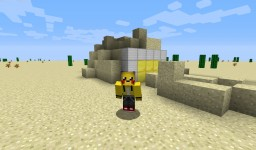 Crash Landed Full Minecraft Project