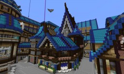 AH Hotel Minecraft Map & Project