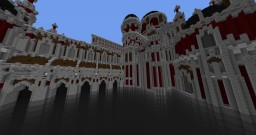Dark Palace Dome Thing Minecraft Project
