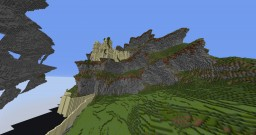 Sandstone Cathedral Minecraft Project