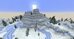 Cold mesa Minecraft Map & Project