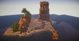 Lighthouse Island Minecraft Project