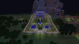 Yellow Moon Castle Minecraft