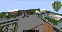 City with friend Minecraft Map & Project