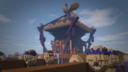 MIKOSHI - Portable Japanese Shrine - Minecraft Project