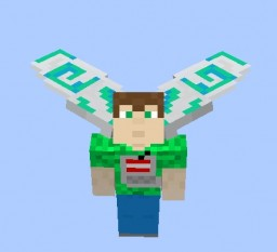 Giant's Wings Minecraft Mod