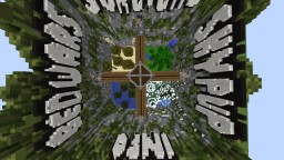 Four Land Lobby 1.8/w Tomasito Minecraft Project