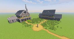 Nice Houses Minecraft Map & Project