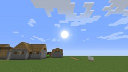 Round Sun and Moon!! Minecraft