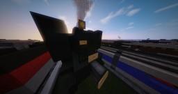 Galaxy Express 999 Minecraft Project