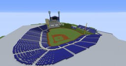 PNC Park - Home of the Pittsburgh Pirates | ObsidianCraft Minecraft