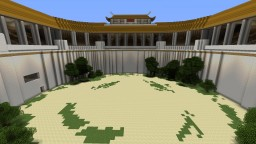 Naruto PVP chunin stadium with DOWNLOAD! Minecraft Map & Project