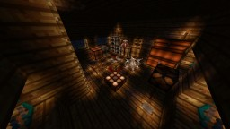 World's Largest 16:1 Minecraft House! Upstairs Update Minecraft