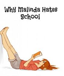 Why Malinda hates school Minecraft Blog Post