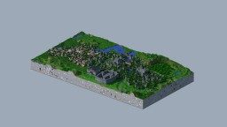 Arcenia | Faction Spawn Minecraft Project