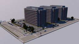 Applewood Villas Public Housing | TRS Minecraft Project