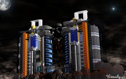 Factory of Hyperia Minecraft Map & Project