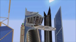 The Avengers Tower Minecraft